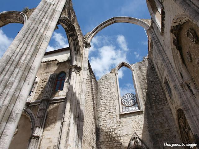 Convento do Carmo Lisboa foto