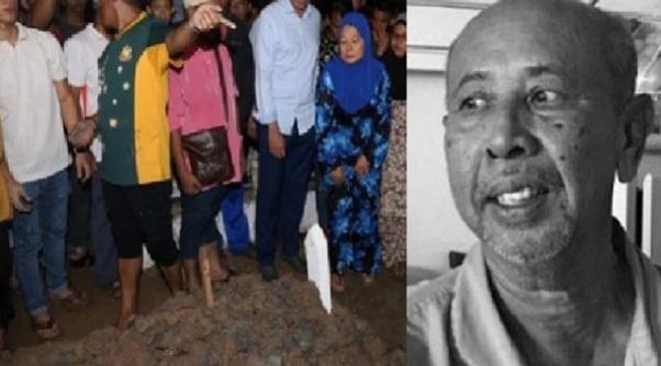 Arwaah Zaibo Selamat Dik3bumikan Tetapi Ada Sesuatu Yang Netizen Ternampak Yang Buat Mereka Geram