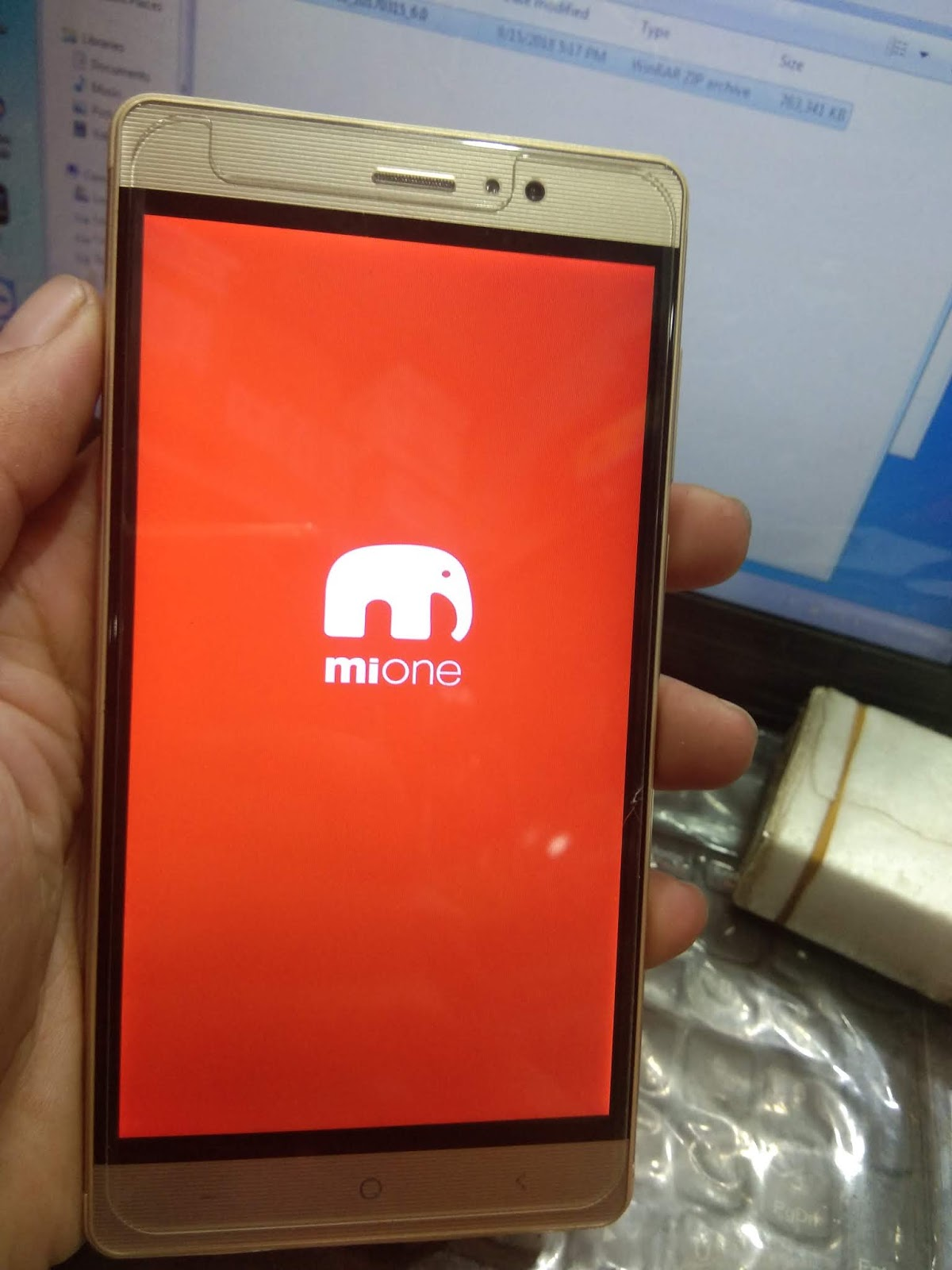 Mione M9 dead boot recovery firmware - All Chaina Official Stock Rom