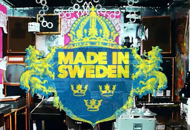 Music made in Sweden (Photo: SVT)