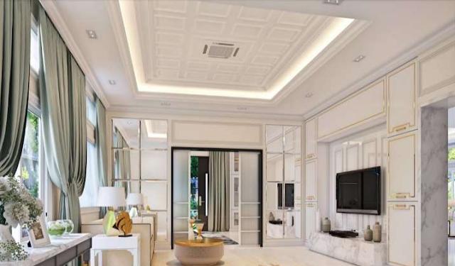 Gaya Interior Rumah Klasik