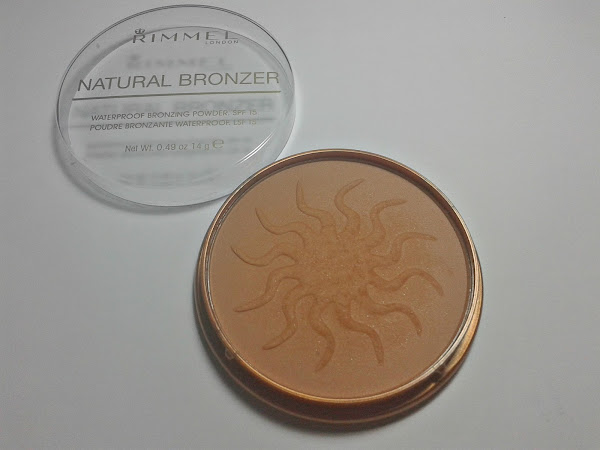 Rimmel London Natural Bronzer Review