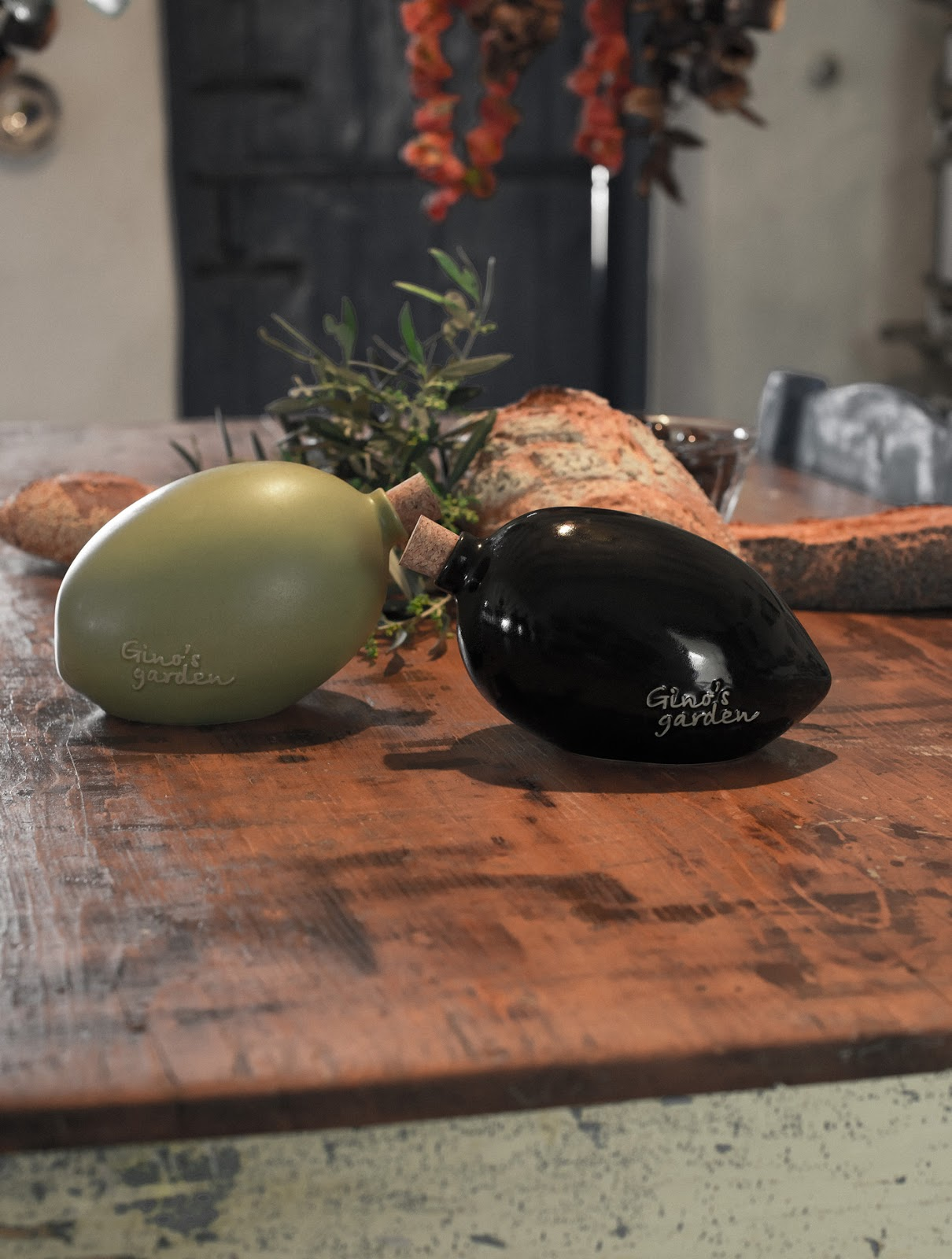 Olive by Gino\'s Garden on Packaging of the World - Creative Package ...
