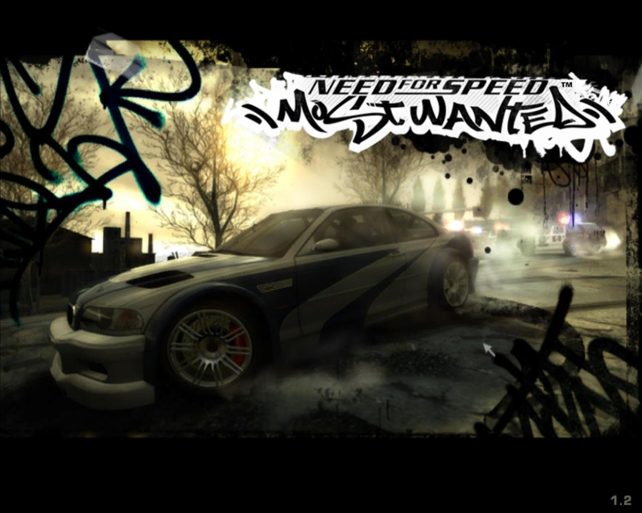 nfs most wanted cheats pc blacklist