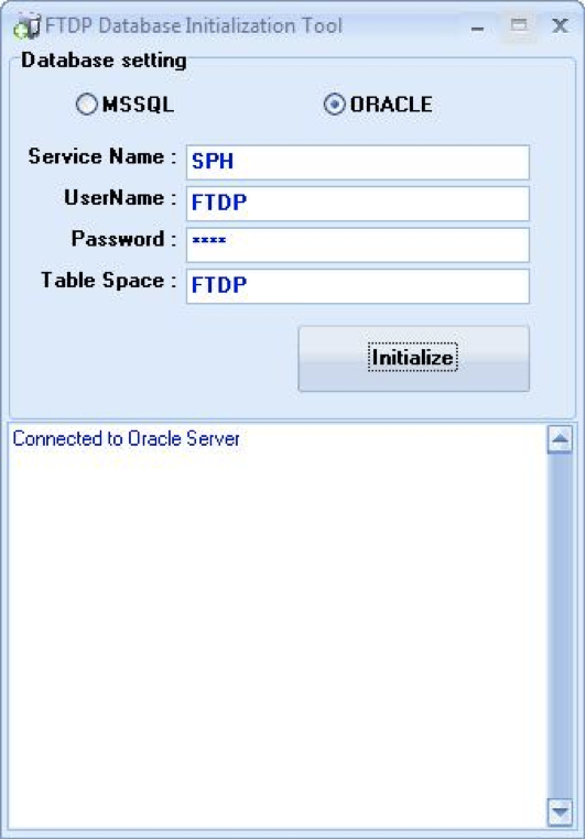 Using FTDP with Oracle Database | FingerTec Technical Blog