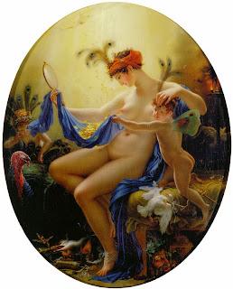 Αποτέλεσμα εικόνας για girodet mademoiselle lange en danaé