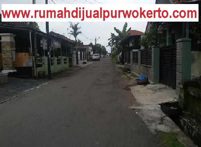 lokasi rumah strategis di purwokerto