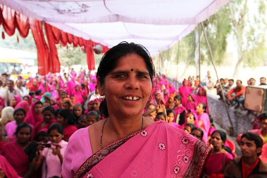 EMPOWERING WOMEN #3: SAMPAT PAL