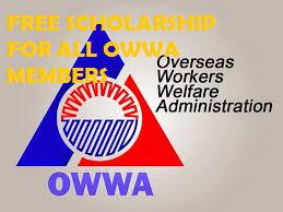 Avail now of OWWA Scholarship program! ~ PINOY REFRESHER