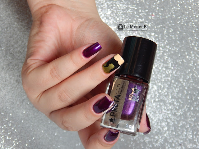 Maleficent unhas