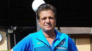 WV Raman Appointed as the New Coach of Women's Cricket Team of India