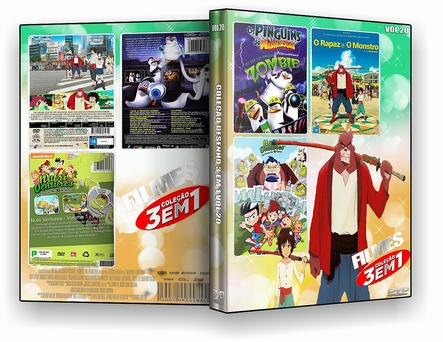 CAPA DVD – COLEÇÃO DESENHO 3×1 VOL 20 – ISO