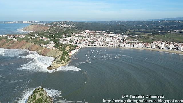Praia de São Martinho do Porto