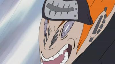 Apakah Scene Pain di Anime Naruto Episode 167 Tergolong Jelek?