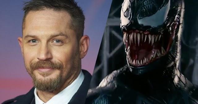 BREAKING NEWS: TOM HARDY casts as Eddie Brock in Venom movie