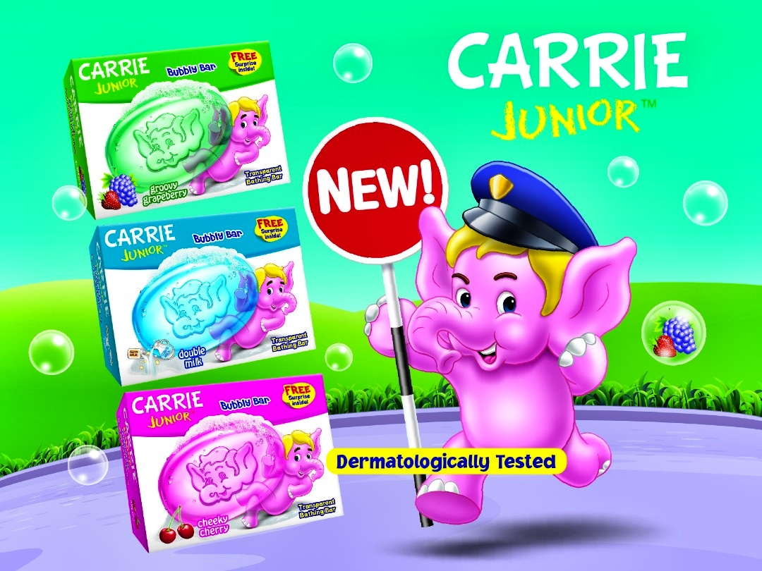 CARRIE JUNIOR Bubbly Bar