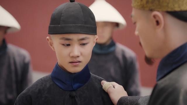 Ending Recap Ruyi's son Yong Ji
