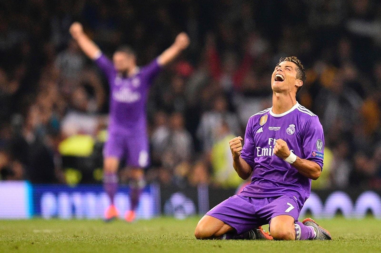 9010135ab87 Cristiano Ronaldo – King of Knockout Football