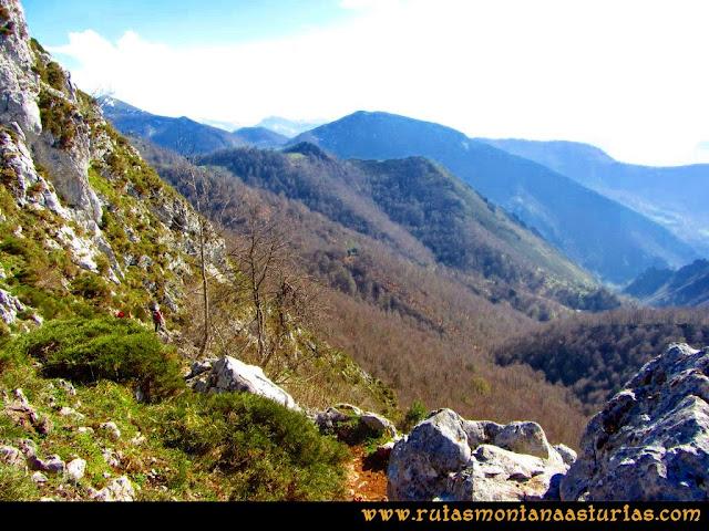 Ruta al Campigüeños y Carasca: Pasada sobre la Sierra de los Duernos