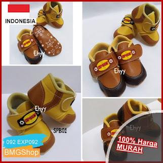 EXP092 Sepatu Anak Bayi Newborn 9 BMGShop