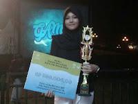Siswa MAN 1 Yogyakarta Ini Raih Juara 1 Lomba Baca Puisi Pada Dies Natalis Ke-68 UGM