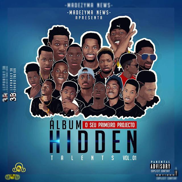 Madezyma News - Hidden Talents Vol.1 (Álbum)