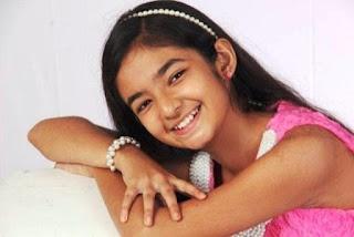 Foto Keren Anushka Sen Pemeran Meher Dagli dalam Film BaalVeer