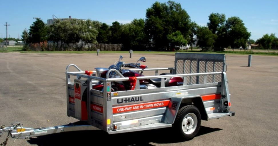 U Haul Trailer Sizes >> Lifting Heavy Objects onto a Vehicle Cargo Tray; Need Ideas! - Bogleheads.org