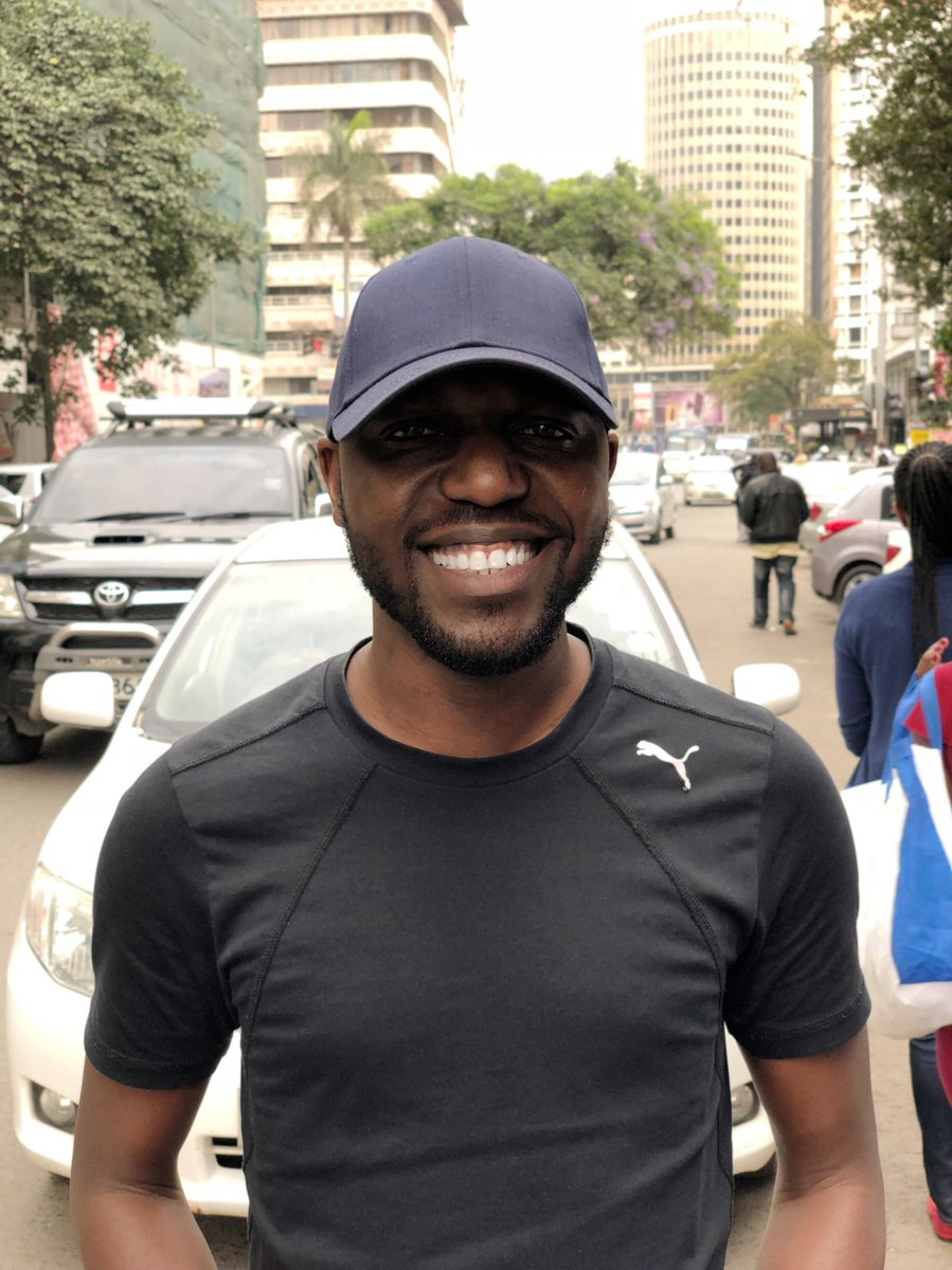 Larry Madowo Fires Himself From The Nation Newspaper
