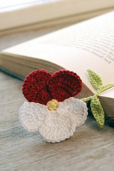 Crochet, como hacer flores