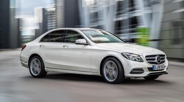 Mercedes-C200-trang