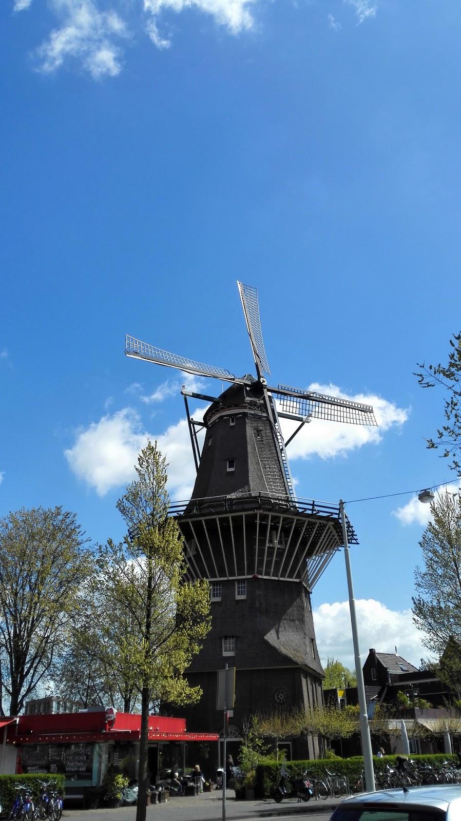 Baarit kytkeä Amsterdamissa