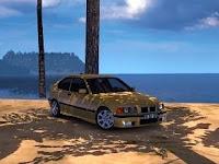BMW E36 Compact - ETS2 v1.34