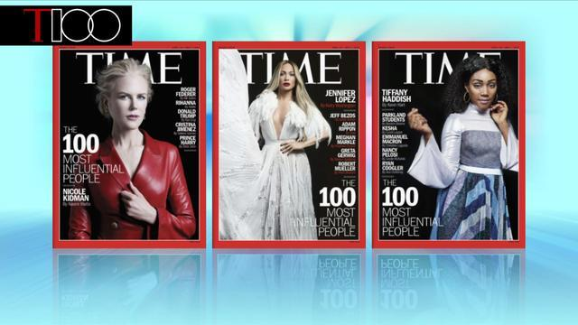 Rihanna, Cardi B, Tiffany Haddish, JLo, Oprah and more make 2018 TIME 100 List