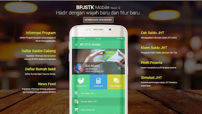 Cek Saldo BPJS Ketenagakerjaan Melalui Aplikasi BPJSTK Mobile Di Smartphone Anda
