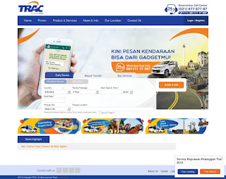 Alasan memilih sewa bus di TRAC Astra
