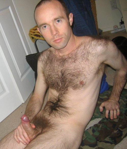 Nude Male Hairy 106
