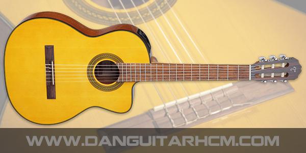 Cửa hàng bán đàn guitar Classic Takamine GC1CE NAT ở Tỉnh Điện Biên