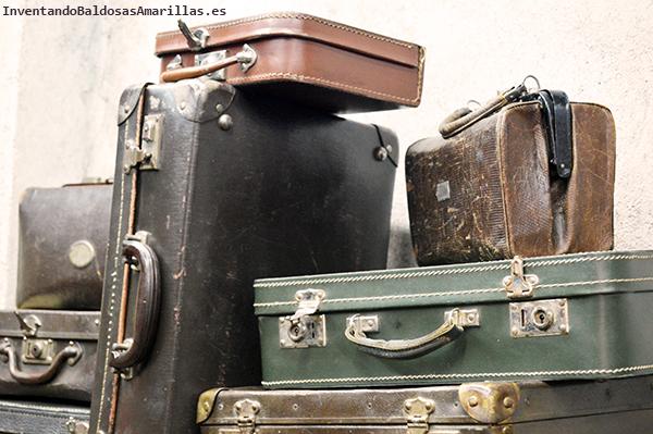 Dónde comprar maletines vintage en Madrid