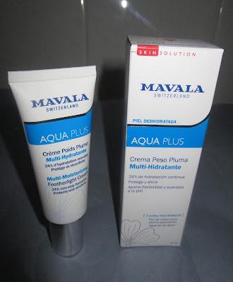 Imagen Crema Pelo Pluma DermoHidratante Aqua Plus