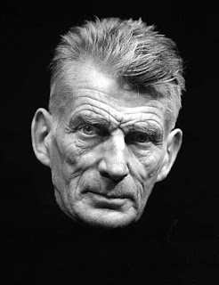 Samuel Beckett - Photo Portrait