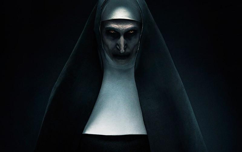 """Pôster de """"A Freira"""" promete o capítulo mais sombrio do universo de Invocação do Mal; trailer sai amanhã"""