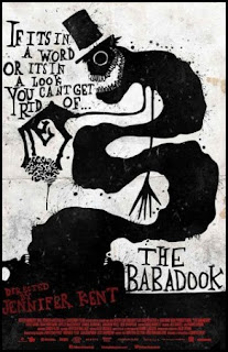 Cartel de Babadook (Jennifer Kent, 2014)