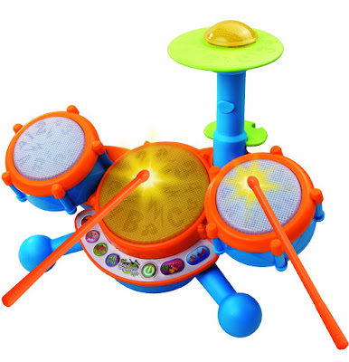 Vtech KidiBeats Drum Set in Blue