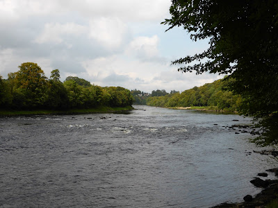 Salmon Fishing Scotland Tay, Perthshire prospects w/c 18th July 2016.