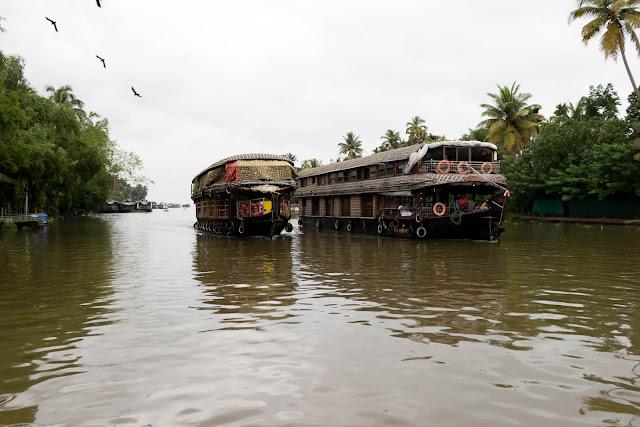 Punnamada Resort Alleppey kerala backwaters