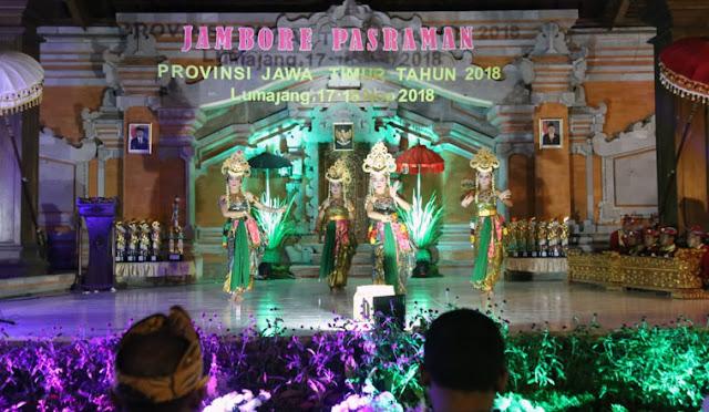 Pembukaan Jambore Pasraman