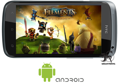 mediafirekiks - free softwares, games and wallpapers download: elements: epic heroes v1.0.1