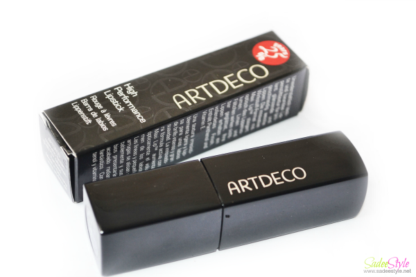 ArtDeco High Performance Lipstick