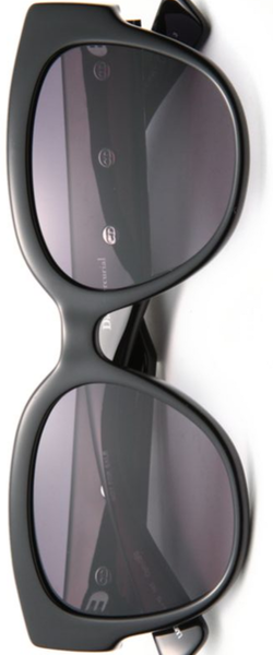 Dior 54MM Oval Crystal-Embellished Optyl Sunglasses